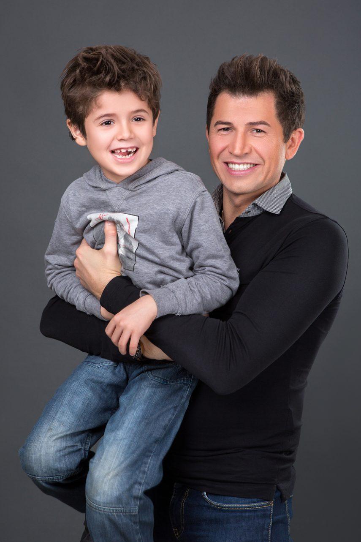 Андрей Джеджула и Даниэль