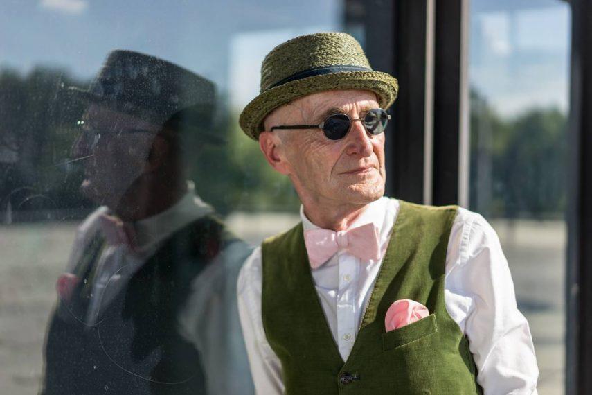 стильный пенсионер Берлина_Gunther-Anton-Krabbenhoft-Green-1