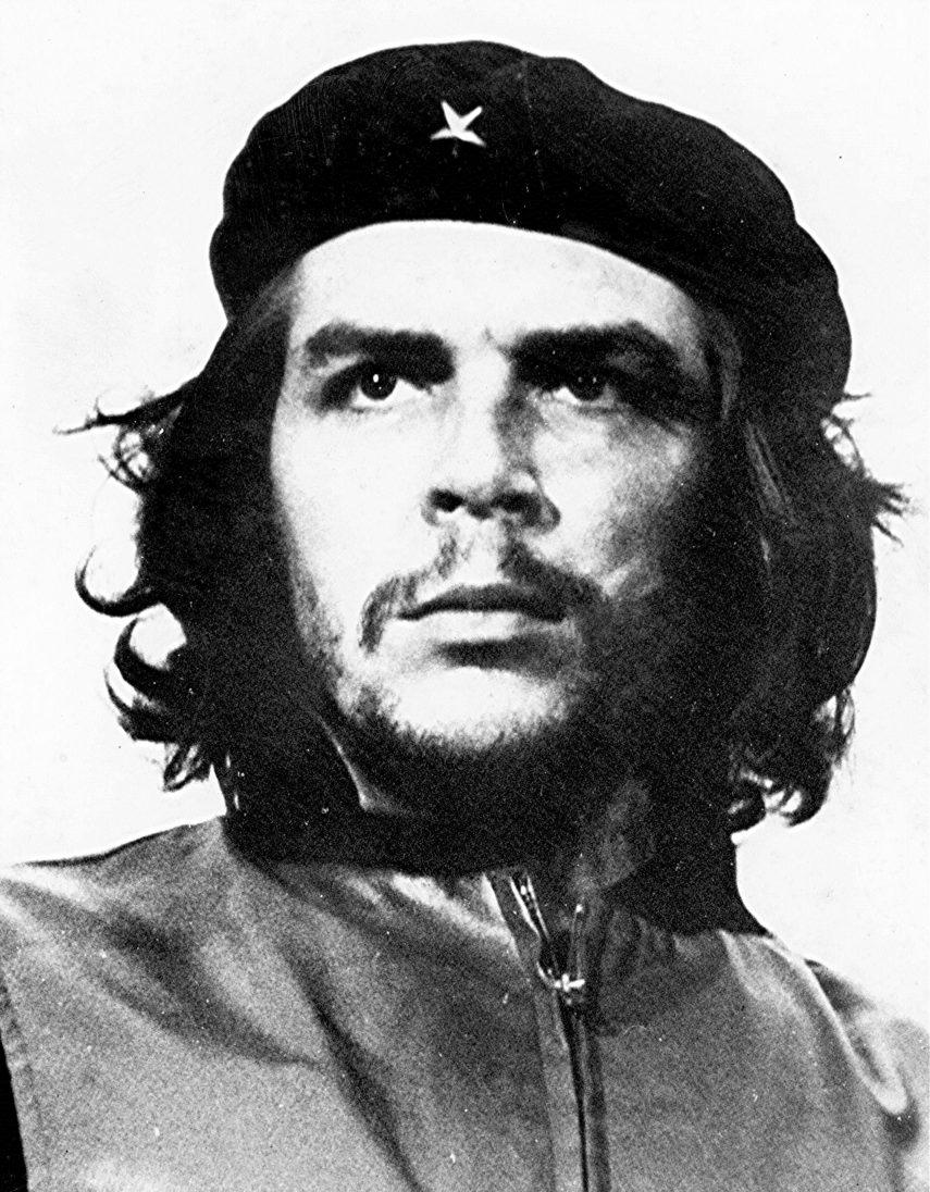 Guerillero Heroico, Photograph By Alberto Korda, 1960