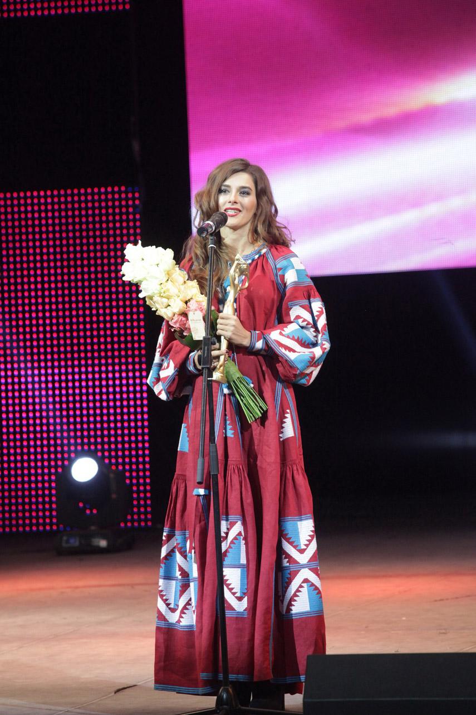 """Всеукраинская премия """"Женщина III тысячелетия"""": Лариса Билозир"""