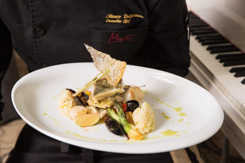 Рецепт от шеф-повара отеля Mirotel