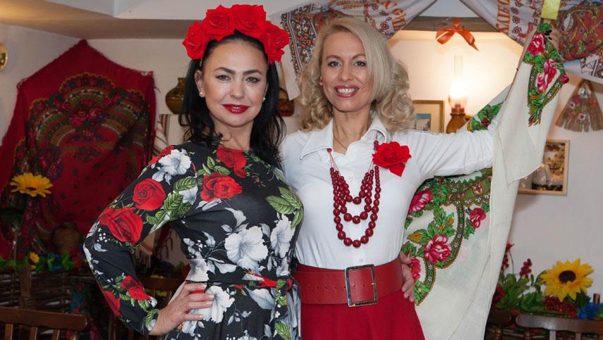 Новый год в украинском стиле