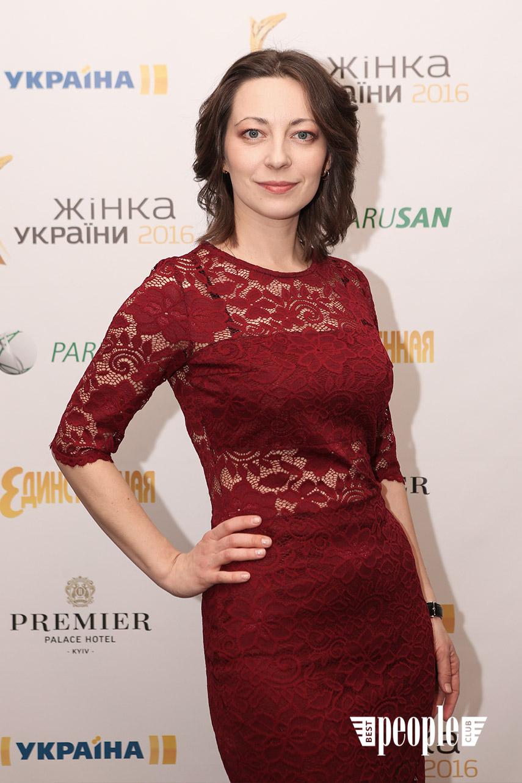Наталья Власюк (Edipresse Ukraine)