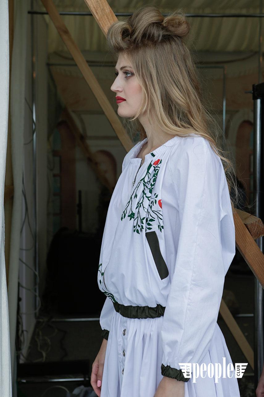 Alina Goncharuk by Anila Amor