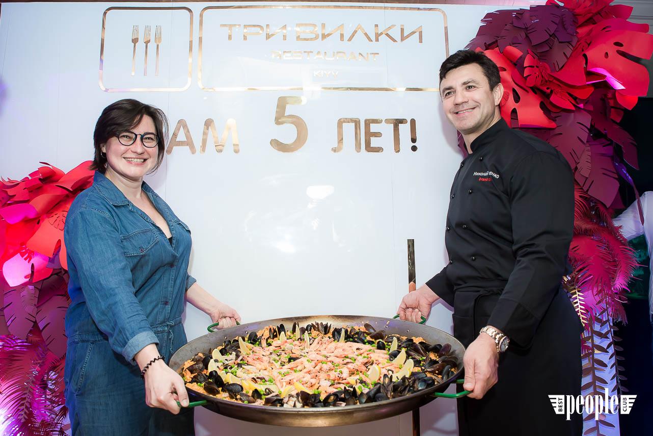 Юбилей ресторана ТРИ ВИЛКИ (100)