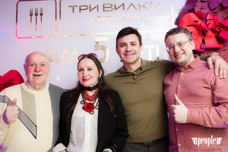 Юбилей ресторана ТРИ ВИЛКИ (6)