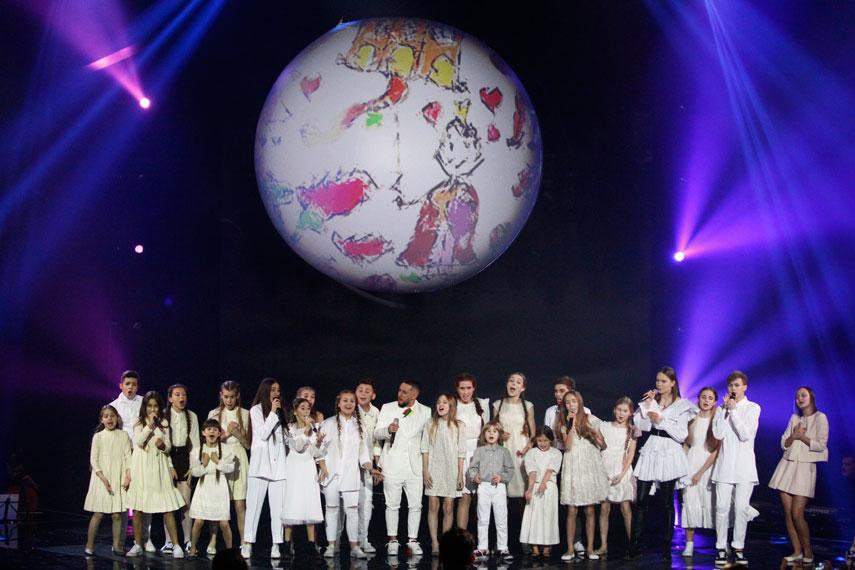 Команда MONATIK стала победителем проекта «Голос. Діти-4»