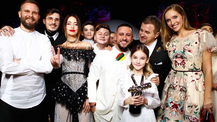 Команда MONATIK стала победителем проекта «Голос. Діти-4»_9042