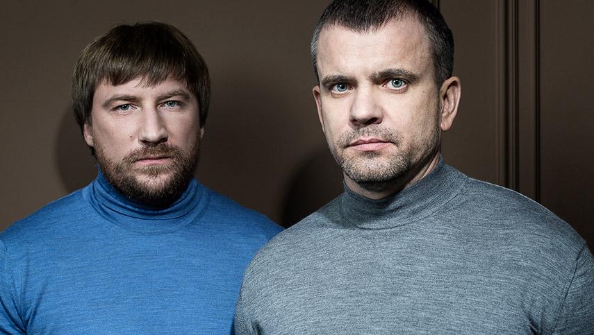 WWFC Владимир Тесля и Денис Перч-855