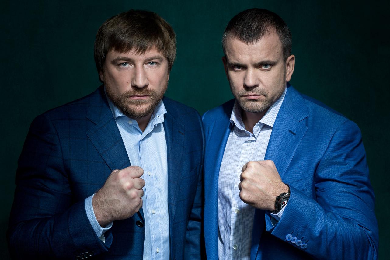 WWFC_Владимир Тесля и Денис Перч