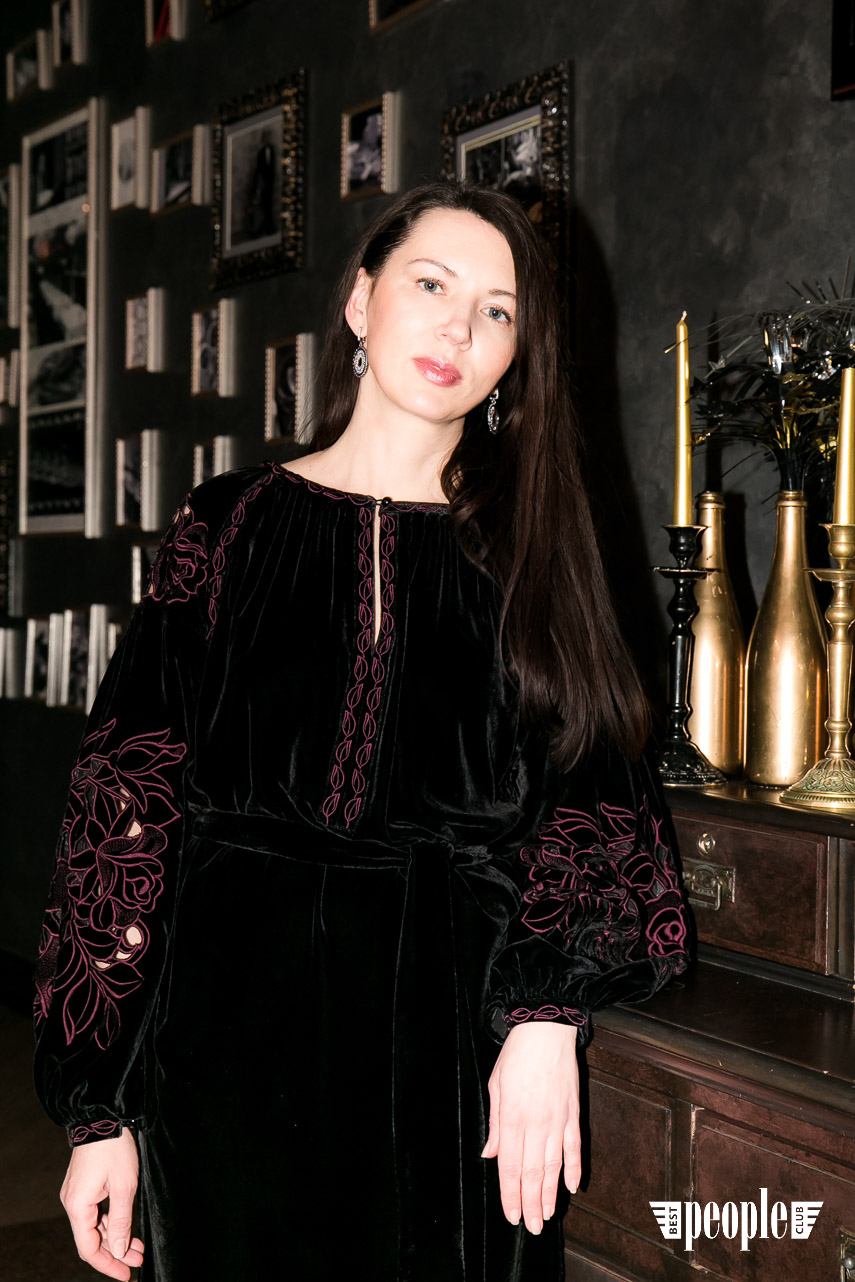 Cosmo Lady-Татьяна Краева
