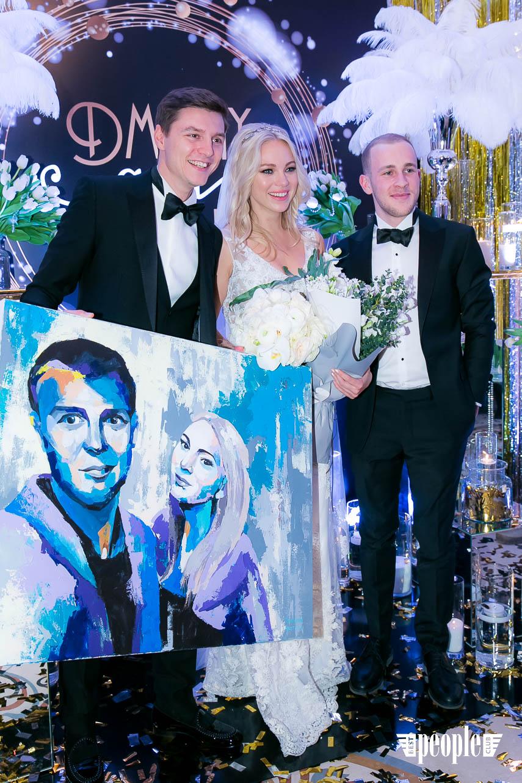 Дмитрий Ковпак женился (100)