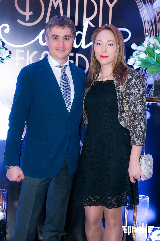 Дмитрий Ковпак женился (30)