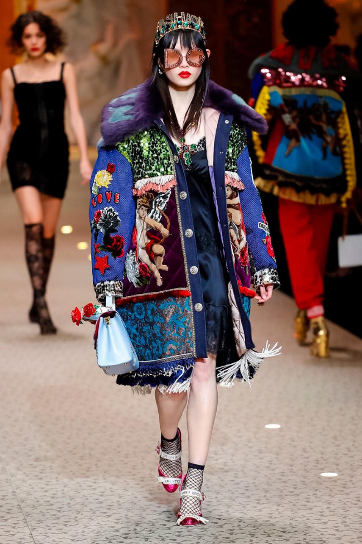 Dolce e Gabbana show AW 18-34985