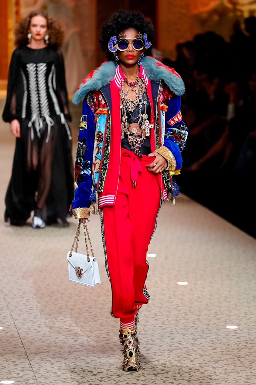 Dolce e Gabbana show AW 18-65