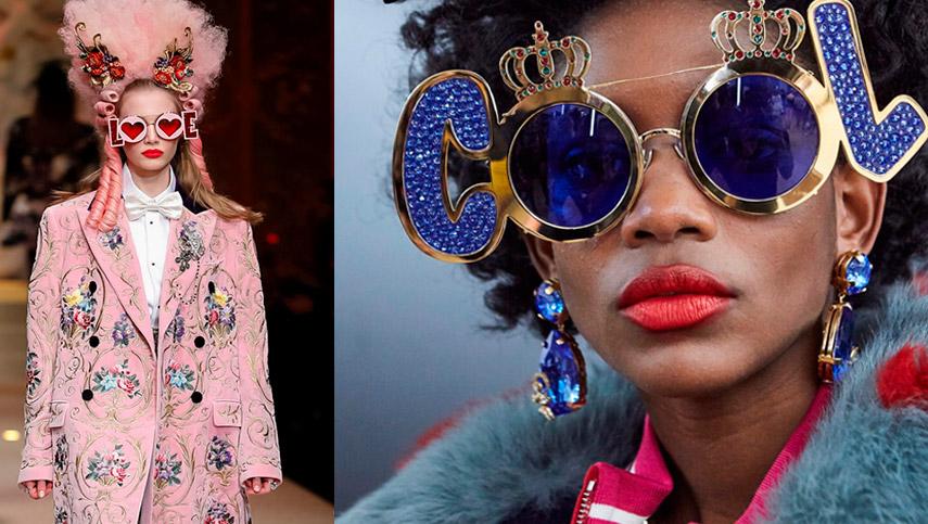 Dolce e Gabbana show AW 18-855