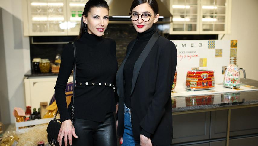 Smeg и Dolce & Gabbana