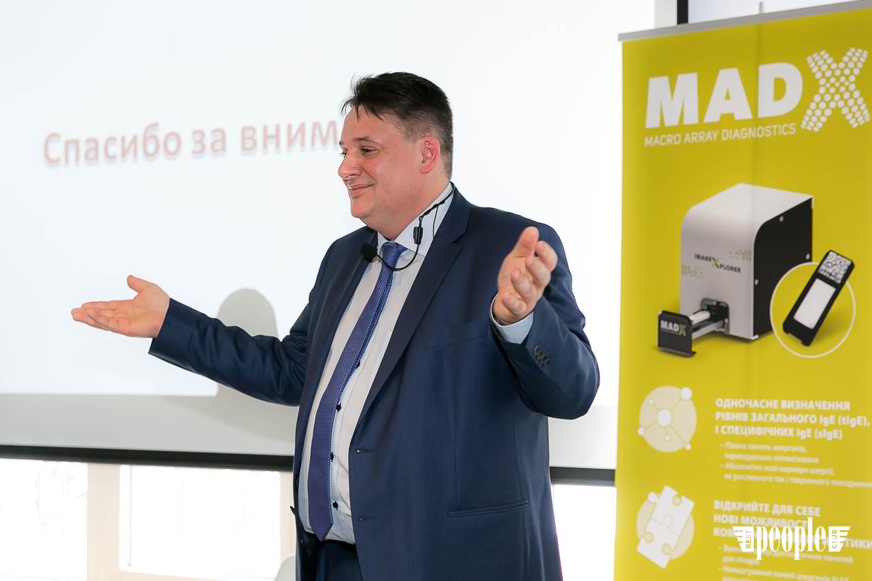 в Украине презентовали анализатор аллергенов ALEX-4313