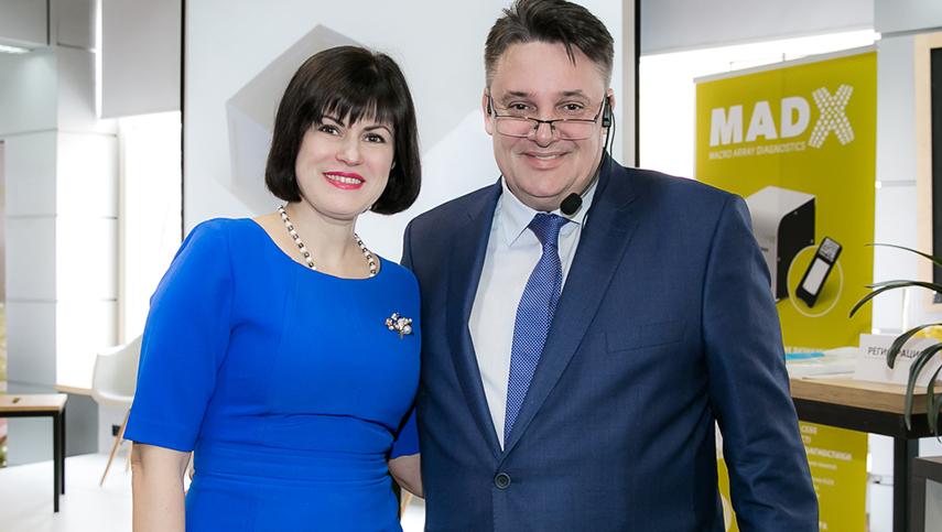 в Украине презентовали анализатор аллергенов ALEX-855
