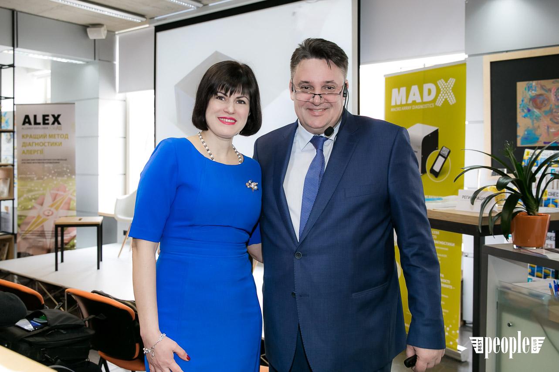 в Украине презентовали анализатор аллергенов ALEX-A3980