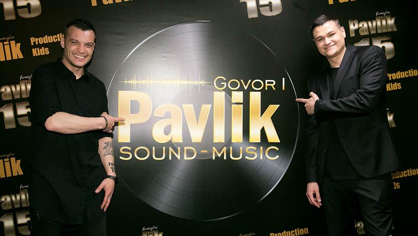Pavlik Govor Sound Music-855