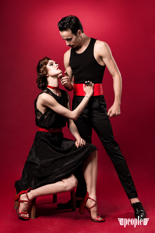 Petra Conti и Александр Стоянов
