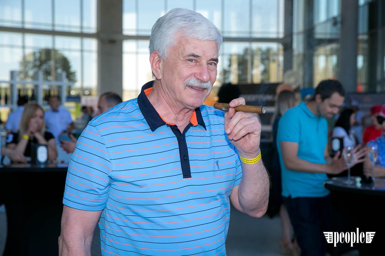 XI международный гольф-турнир на призы Киевского сигарного клуба
