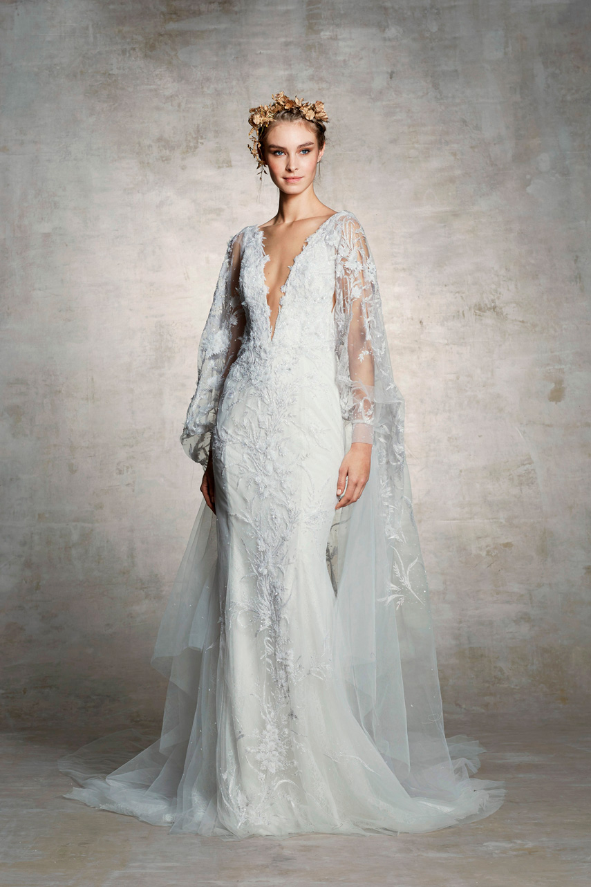 Marchesa Bridal Spring 2019 Collections