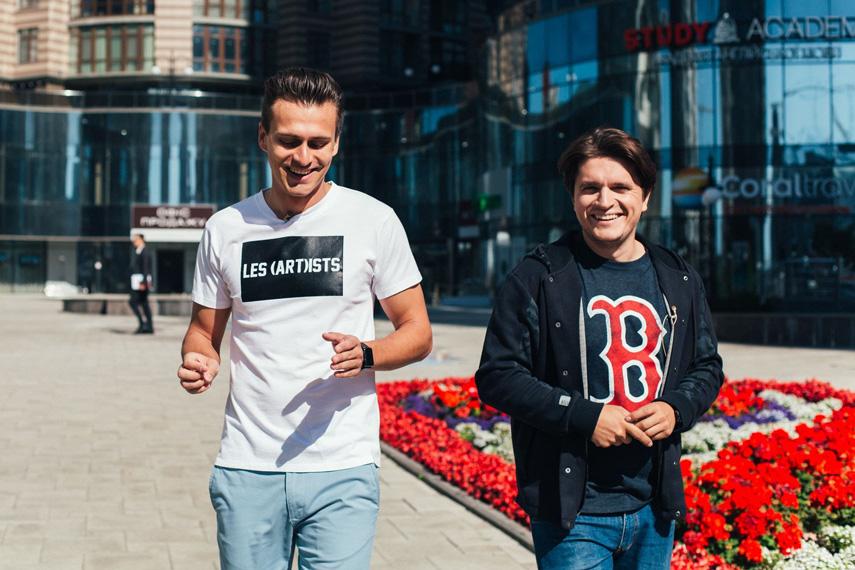 Зе Интервьюер: Александр Скичко и Елизавета Скичко-Юрушева