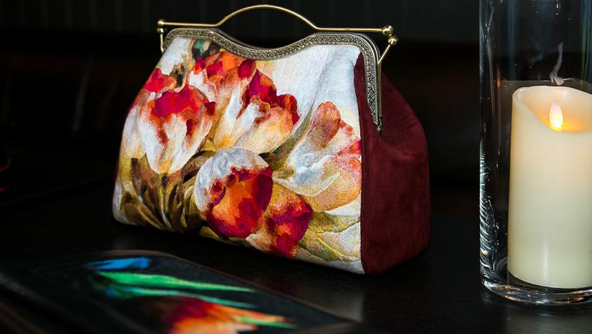 SAKHRO: сумка как искусство