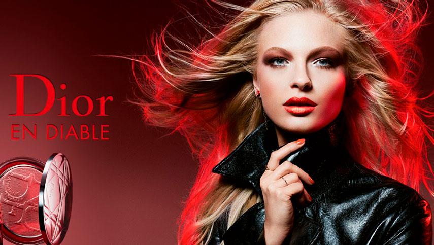 Dior en Diable: дьявольский красный