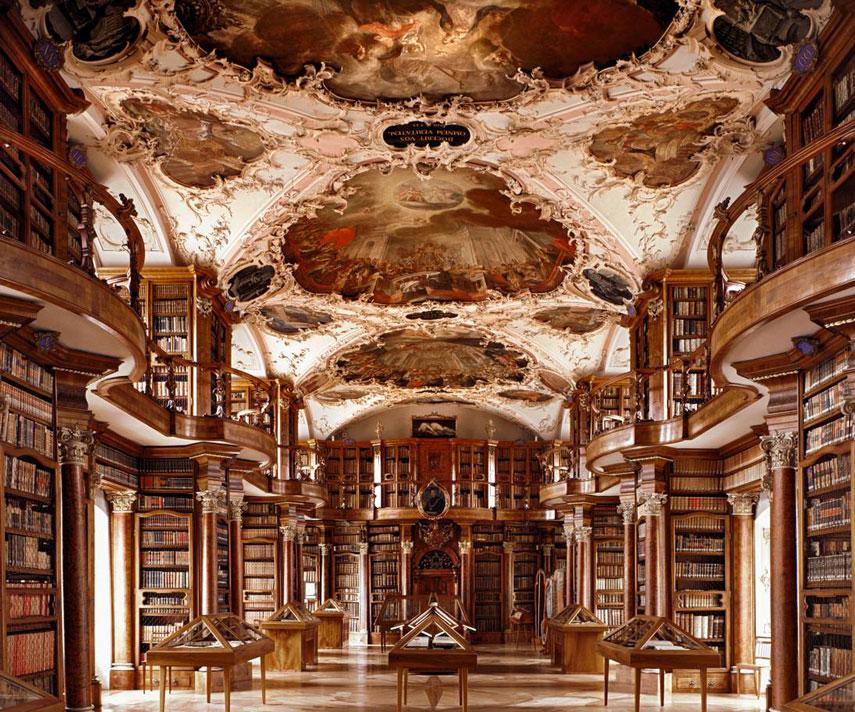 Massimo Listri: Cамые красивые библиотеки мира