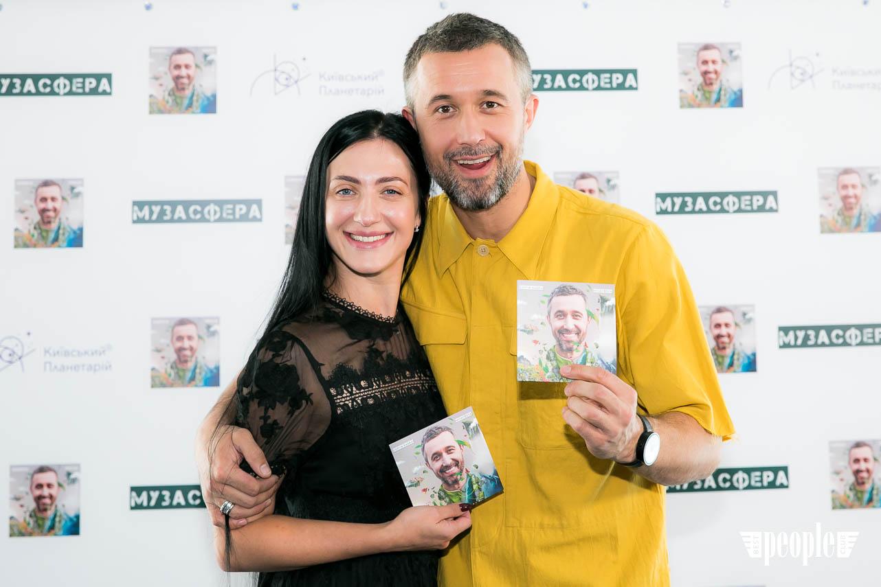 Сергей Бабкин: презентация альбома «Музасфера»