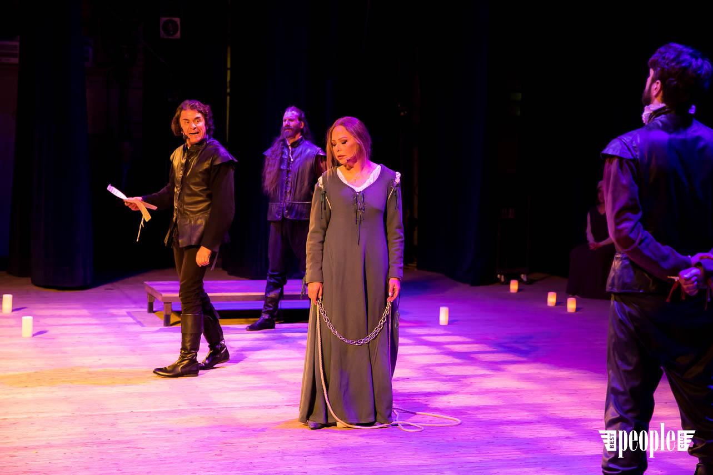 Орнелла Мути дала единственный спектакль в Киеве