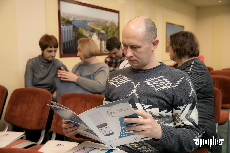 в Киеве прошел семинар по мультикомпонентной диагностике ALEX