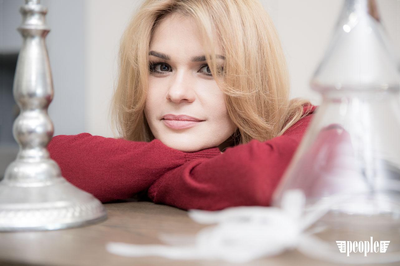 """Айна Гассе рассказала о работе в крутом украинском фентези """"Тільки Диво"""""""