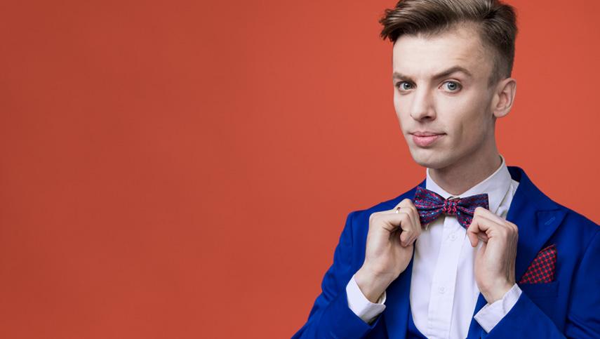 Евгений Назаренко: человек - праздник