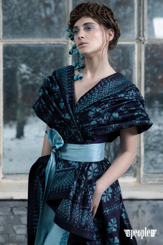 Оксана Полонец: магия тайского шелка