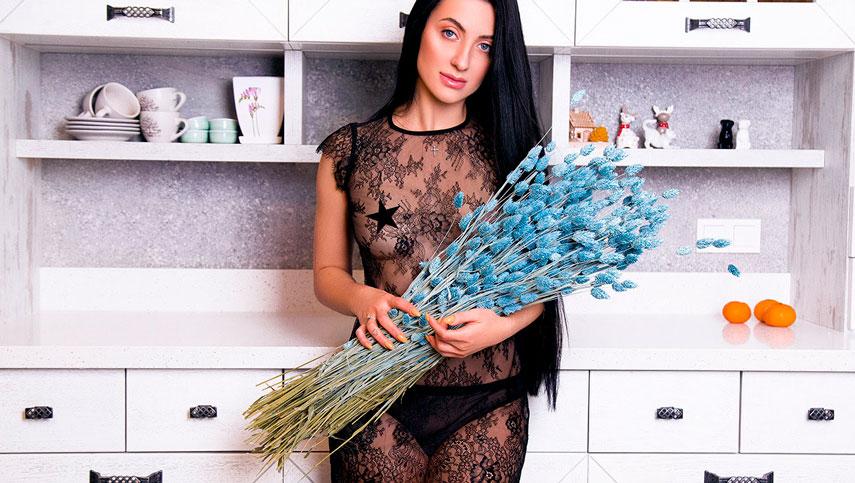 Снежана Бабкина запустила собственный бренд нижнего белья