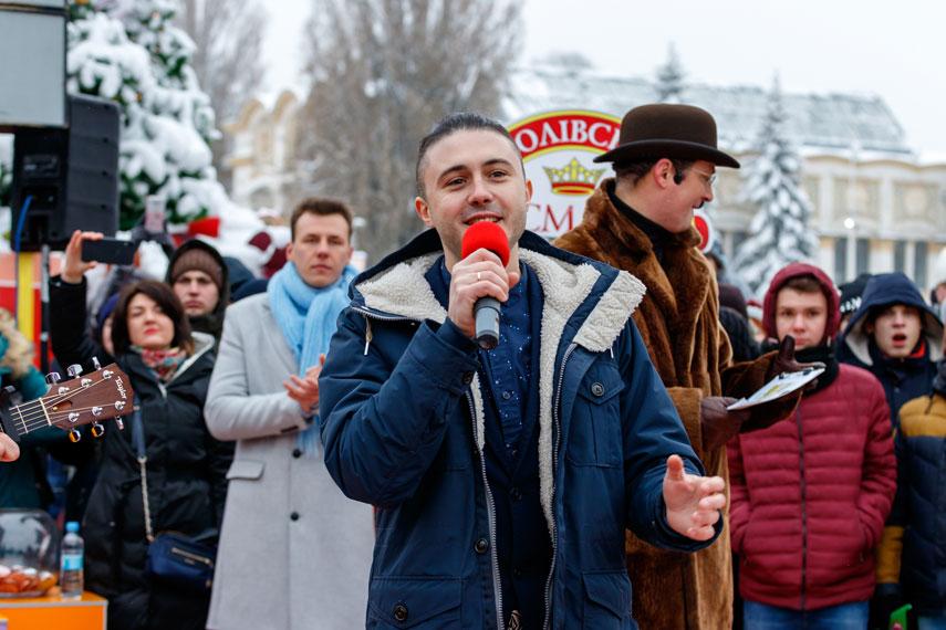 """Юбилейная программа к 20-летию """"Караоке на майдане"""""""