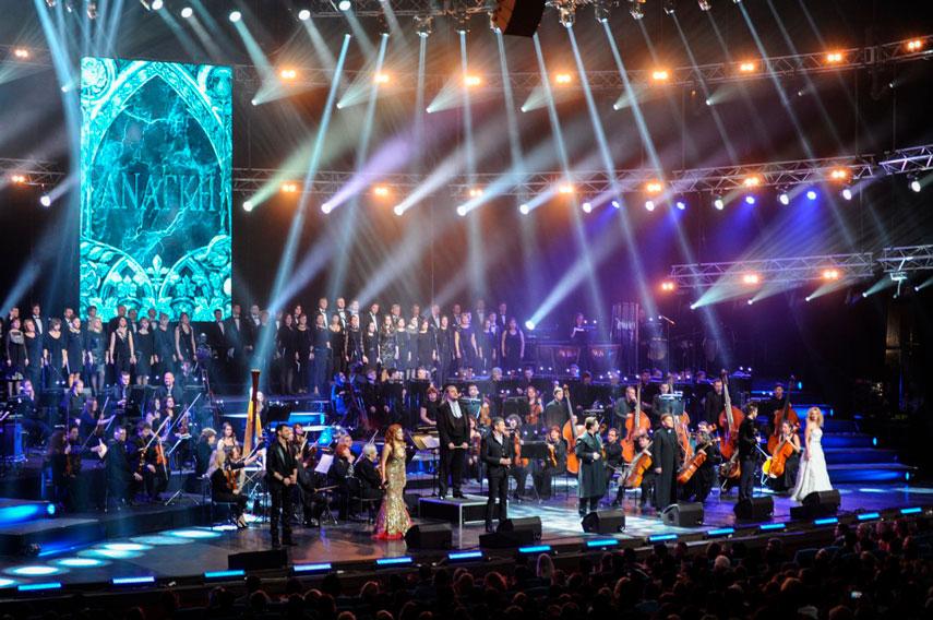 Шоу Notre dame de Paris: романтическое шоу для зрителей