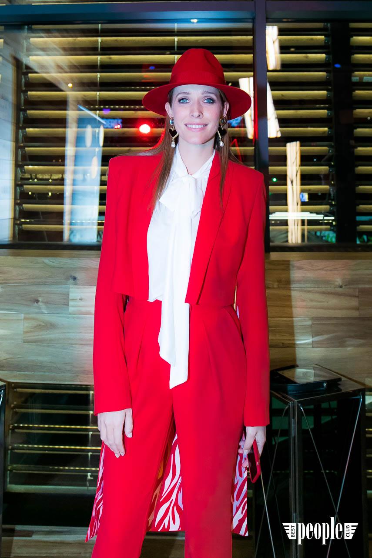Журнал Натали: День рождения в стиле Lady in Red