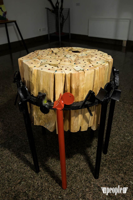 Андрей Ревенко: Выставка «ДЕРЕВО. ВТОРАЯ ЖИЗНЬ»