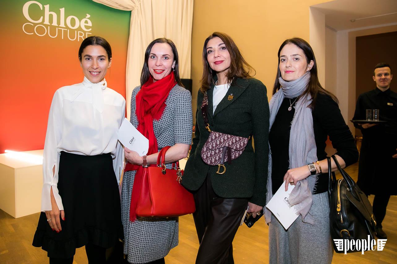 Ретроспективная выставка Chloé Couture