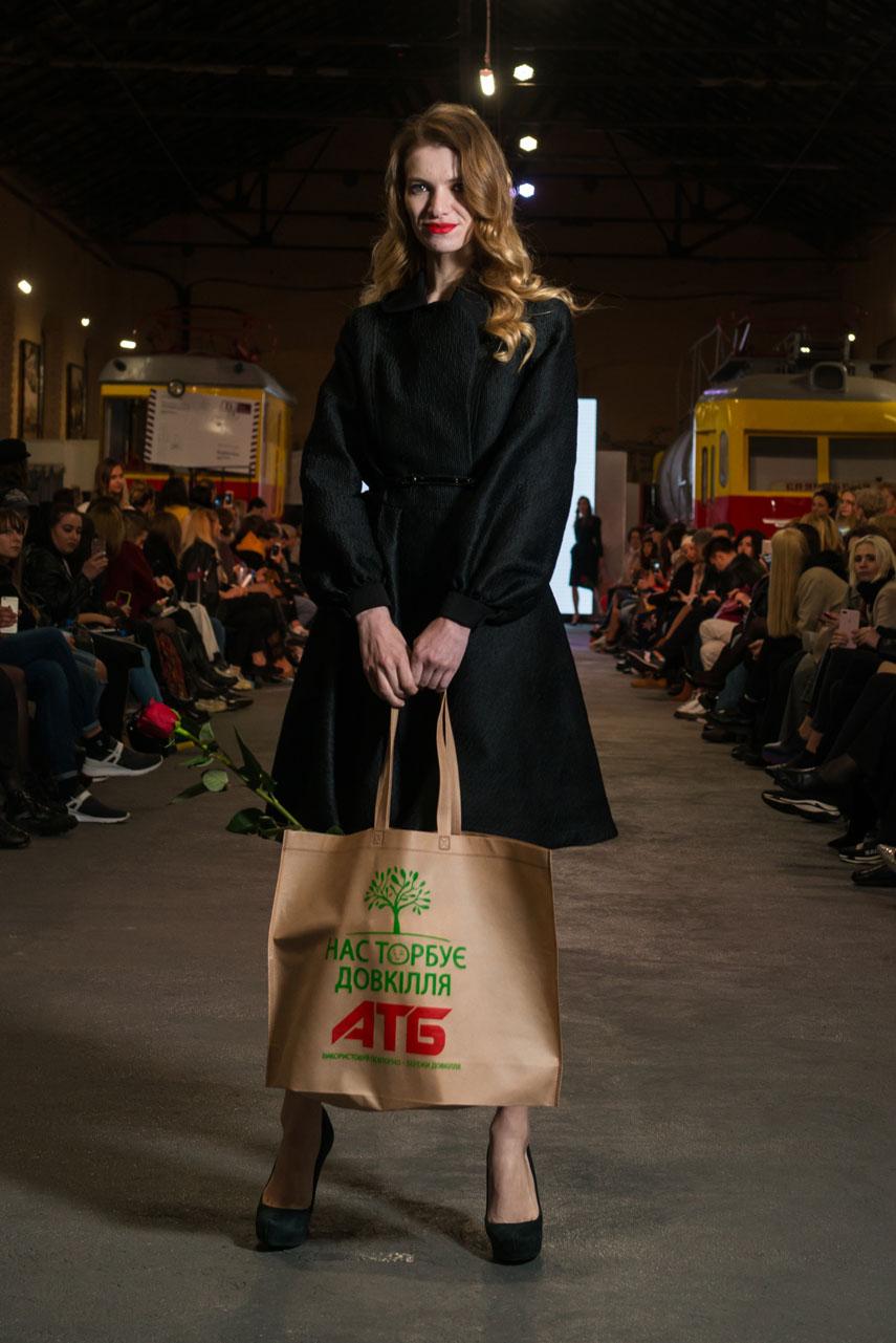 19-й сезон Odessa Fashion Day - KEKA в коллаборации с АТБ