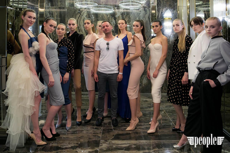 Levshin & Belitsky показ летней коллекции на IBV 2019