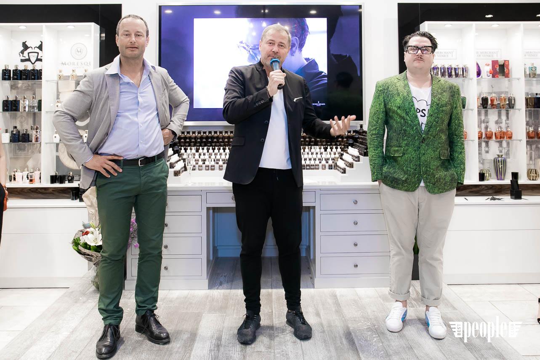 Serge Payet представил персональную выставку I am Trash в parfum büro (123)