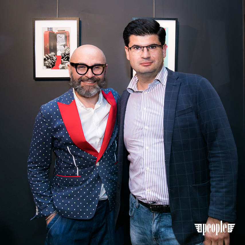 Serge Payet представил персональную выставку I am Trash в parfum büro (184)