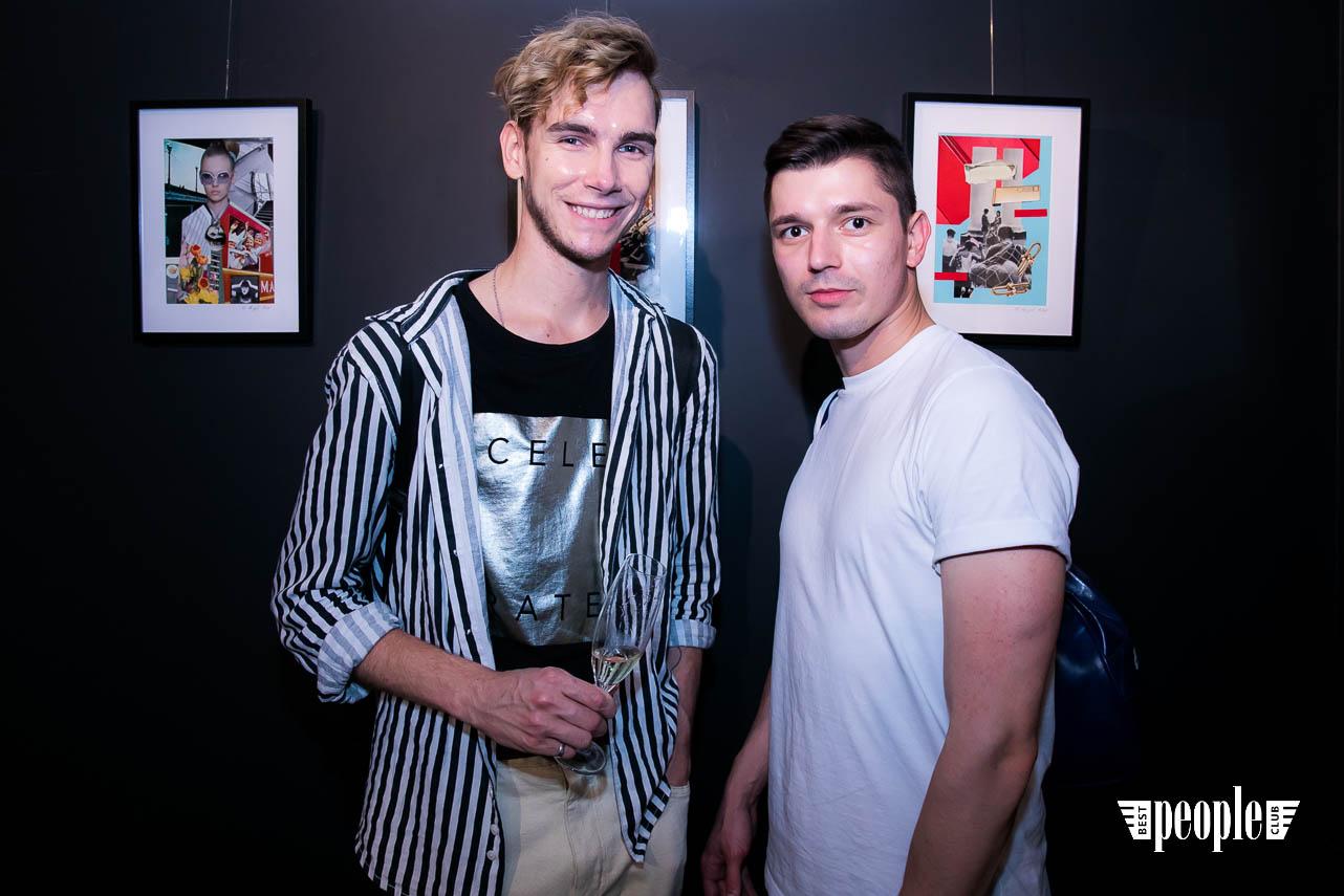 Серж Пайе представил персональную выставку I am Trash в parfum büro