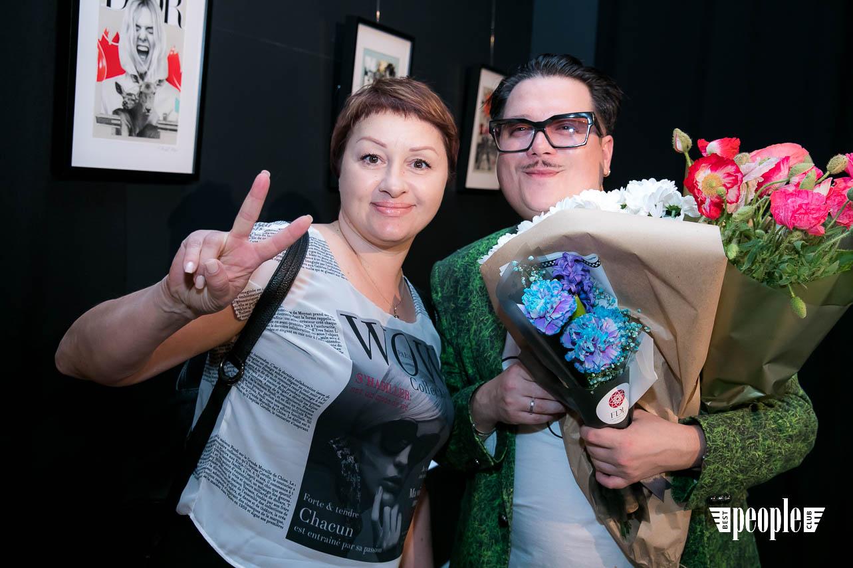 Serge Payet представил персональную выставку I am Trash в parfum büro (79)